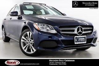 Used 2018 Mercedes-Benz C-Class C 300 4MATIC Sedan for sale in Calabasas, near Los Angeles
