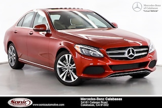 New 2018 Mercedes-Benz C-Class C 300 Sedan in Calabasas, near Los Angeles