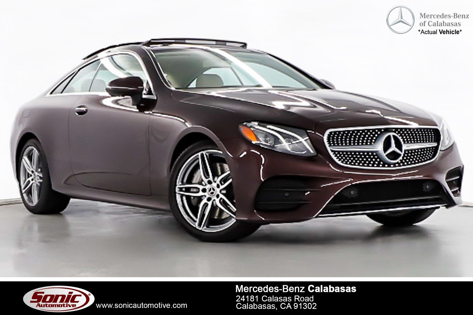 New 2019 Mercedes-Benz E-Class For Sale in Calabasas near Los Angeles CA |  Stock: KF076961