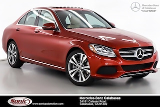 Used 2018 Mercedes-Benz C-Class C 300 Sedan for sale in Calabasas, near Los Angeles