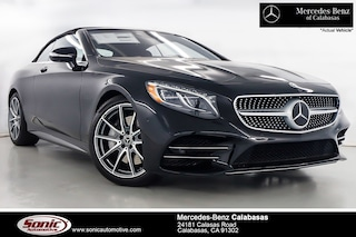 New 2019 Mercedes-Benz S-Class S 560 Cabriolet in Calabasas, near Los Angeles