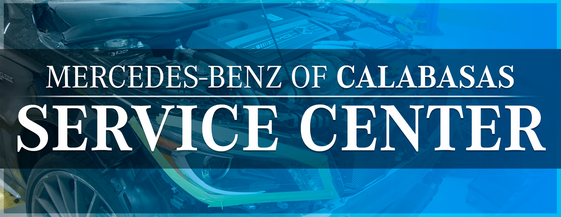 Mercedes of Calabasas Service Center