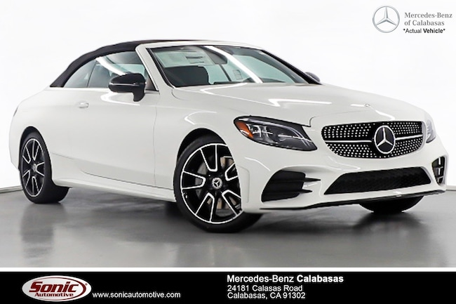 New 2019 Mercedes Benz C Class For Sale In Calabasas Near Los