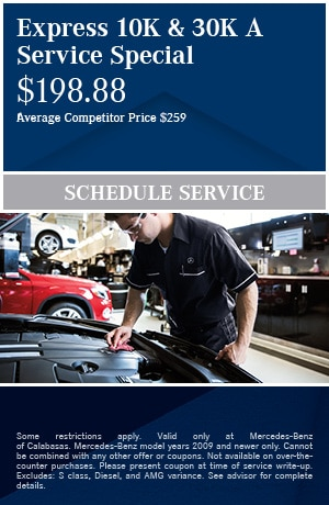 Express 10K & 30K A Service Special