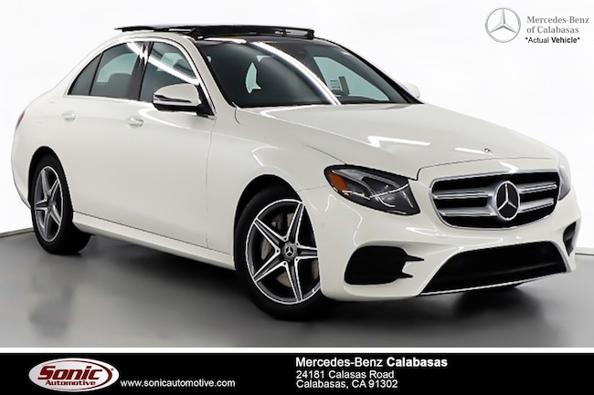 New 2019 Mercedes-Benz E-Class E 300 serving Los Angeles, in Calabasas