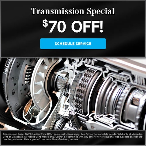 Service Specials at Mercedes-Benz of Calabasas, LA County