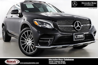 Used 2017 Mercedes-Benz AMG GLC 43 4MATIC SUV for sale in Calabasas