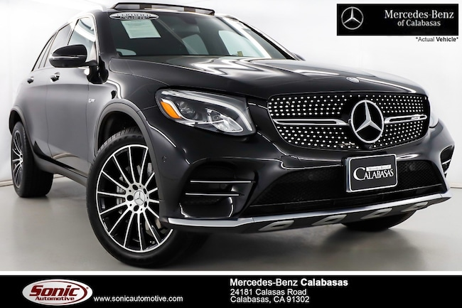 Certified Used 2017 Mercedes-Benz AMG GLC 43 4MATIC SUV in Belmont