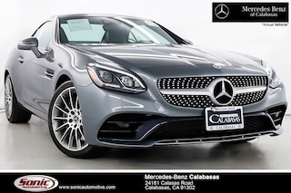 Used 2018 Mercedes-Benz SLC 300 Convertible for sale in Calabasas, near Los Angeles