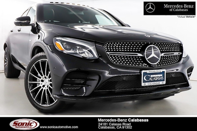 Used 2019 Mercedes-Benz AMG GLC 43 4MATIC Coupe near Los Angeles, CA