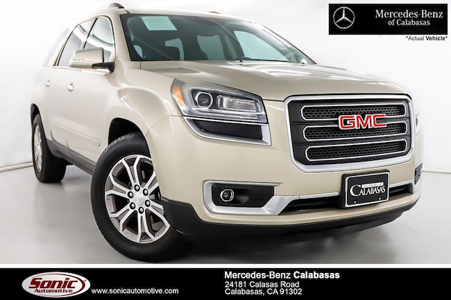 Used 2013 GMC Acadia SLT-1 SUV near Los Angeles, CA