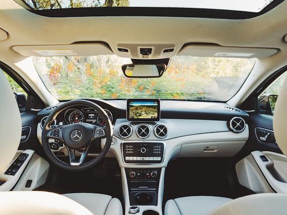 New Mercedes-Benz GLA SUVs in Denver | Mercedes-Benz of Denver