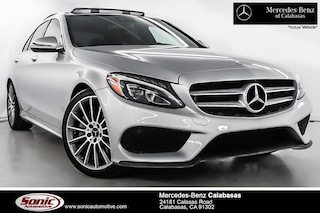 Used 2016 Mercedes-Benz C-Class C 300 Sedan for sale in Calabasas, near Los Angeles