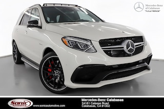 New 2018 Mercedes-Benz AMG GLE 63 S-Model SUV for sale in Calabasas