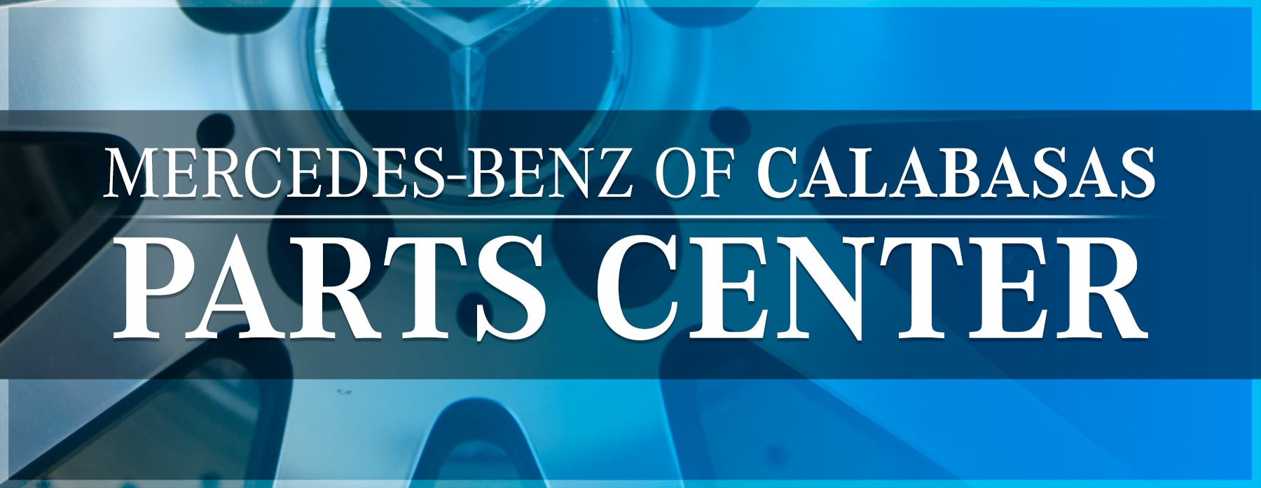 Mercedes of Calabasas Parts Center