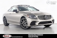 New 2019 Mercedes-Benz C-Class C 300 4MATIC Coupe for sale in Calabasas