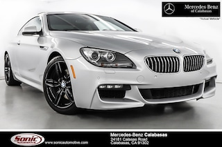 Used 2012 BMW 640i Coupe for sale in Calabasas