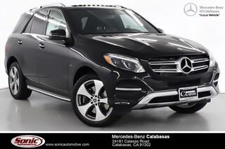 New 2018 Mercedes-Benz GLE 550e Plug-In Hybrid 4MATIC SUV in Calabasas, near Los Angeles