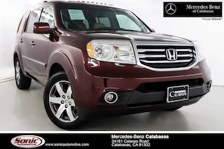 Used 2012 Honda Pilot Touring w/RES/Navi FWD SUV for sale in Calabasas
