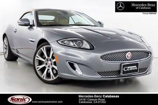 New 2015 Jaguar XK Convertible for sale in Calabasas