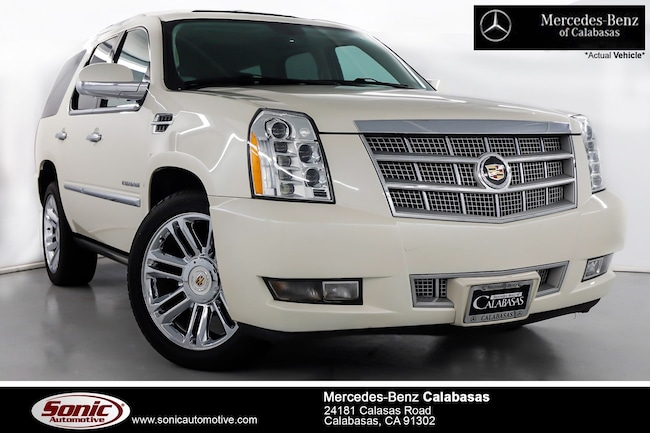 Used 2014 CADILLAC Escalade PLATINUM SUV near Los Angeles, CA