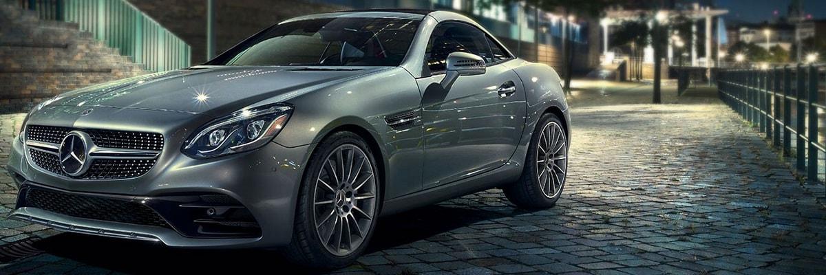 New Mercedes-Benz SLC for Sale at Mercedes-Benz of Calabasas