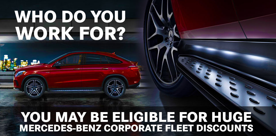 Fleet incentives available at mercedes benz of calabasas for Mercedes benz of calabasas