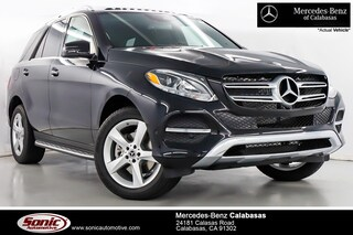 New 2018 Mercedes-Benz GLE 350 SUV in Calabasas, near Los Angeles