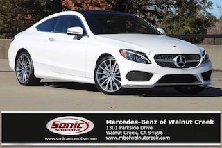 Certified Pre-Owned 2018 Mercedes-Benz C-Class C 300 Coupe serving Los Angeles, in Calabasas