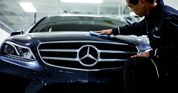 Mercedes Benz B1 Service - Amiee Wade