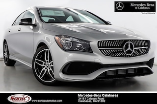 New 2019 Mercedes-Benz CLA 250 Coupe in Calabasas, near Los Angeles