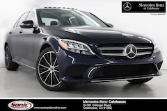 New 2019 Mercedes-Benz C-Class C 300 Sedan for sale in Calabasas