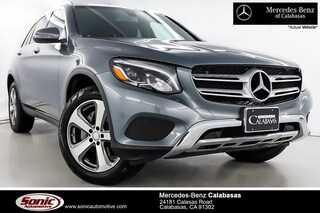 Certified Pre-Owned 2017 Mercedes-Benz GLC 300 SUV serving Los Angeles, in Calabasas