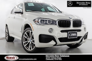 Used 2016 BMW X6 sDrive35i Sports Activity Coupe for sale in Calabasas