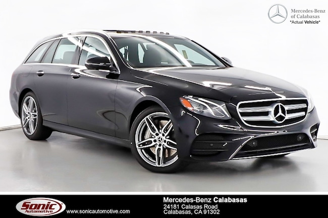 New 2019 Mercedes-Benz E-Class E 450 4MATIC serving Los Angeles, in Calabasas