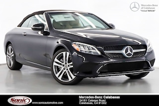 New 2019 Mercedes-Benz C-Class C 300 Cabriolet for sale in Calabasas
