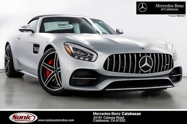 2019 Mercedes-Benz AMG GT C Convertible
