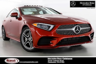 New 2019 Mercedes-Benz CLS 450 Coupe in Calabasas, near Los Angeles