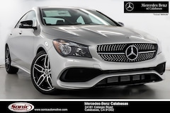 New 2019 Mercedes-Benz CLA 250 Coupe for sale in Calabasas