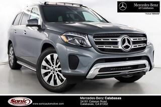 New 2019 Mercedes-Benz GLS 450 4MATIC SUV in Calabasas, near Los Angeles