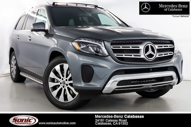 New 2019 Mercedes-Benz GLS 450 4MATIC SUV serving Los Angeles, in Calabasas
