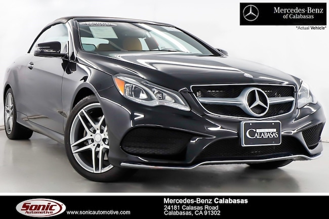 Used 2016 Mercedes Benz E Class For Sale Near Los Angeles Ca Stock