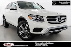 New 2019 Mercedes-Benz GLC 300 4MATIC SUV for sale in Calabasas
