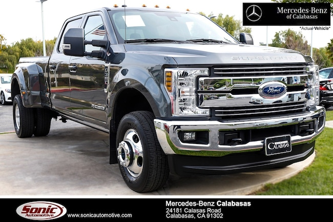 Used 2018 Ford F-350 Truck Crew Cab near Los Angeles, CA