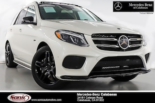 Certified Pre-Owned 2018 Mercedes-Benz AMG GLE 43 4MATIC SUV serving Los Angeles, in Calabasas