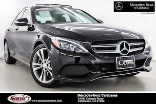 Used 2015 Mercedes-Benz C-Class C 300 Sedan for sale in Calabasas, near Los Angeles