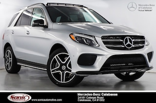 New 2019 Mercedes-Benz GLE 400 4MATIC SUV in Calabasas, near Los Angeles
