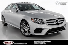 New 2018 Mercedes-Benz E-Class E 300 Sedan for sale in Calabasas