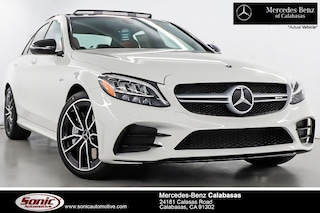 New 2019 Mercedes-Benz AMG C 43 4MATIC Sedan for sale in Calabasas