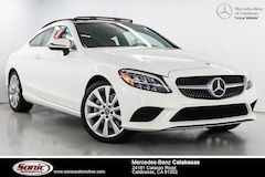 New 2019 Mercedes-Benz C-Class C 300 Coupe for sale in Calabasas